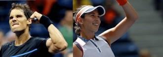 El tenis español reina por primera vez en la ATP y la WTA