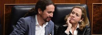 Nadia Calviño toma las riendas