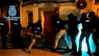 10 detenidos y desmantelados varios narcopisos en Puente y Villa de Vallecas, Carabanchel y Tetuán