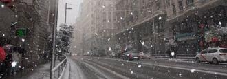 Almeida pide minimizar desplazamientos este viernes por la nevada