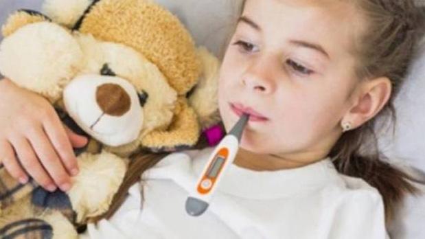 Las infecciones respiratorias de los niños en invierno podría protegerles del virus