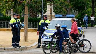 Policia y Guardia Civil comienzan a poner multas a los padres que incumplan las normas