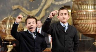 Niños de San Ildefonso: Selección definitiva para cantar el `Gordo´