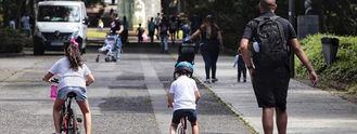 Cambio en las salidas de los niños: De 10 a 13 horas y de 17 a 21 desde el jueves