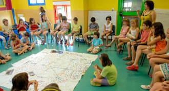 Poemas, juegos y exposiciones para el Día Internacional de la Infancia