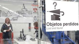 1.070 monederos extraviados llegaron el pasado mes a la Oficina de Objetos Perdidos