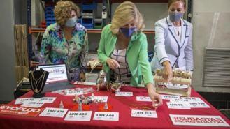 2.800 objetos perdidos a subasta, van desde cómics antiguos a vajillas