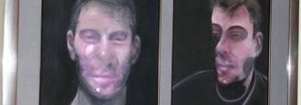 Recuperados tres de los cinco cuadros de Bacon robados en 2015