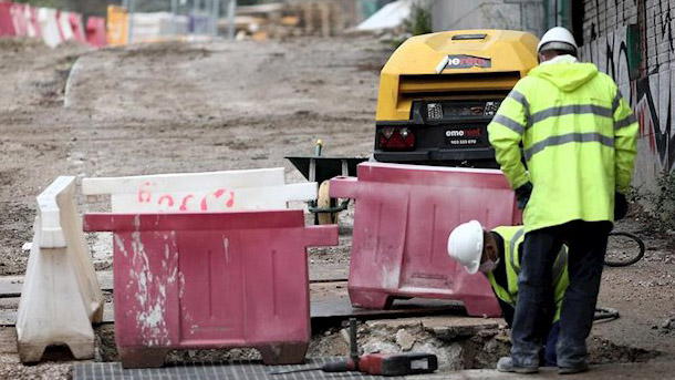 El Ayuntamiento creará 8.800 empleos con las obras, en la que invertirá 410 M