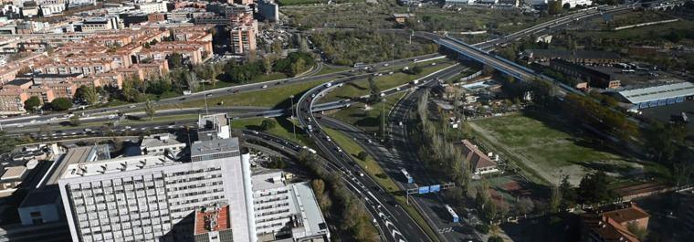 Las obras del Nudo Norte provocarán 3 nuevos cortes de tráfico