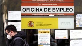El paro en Madrid crece un 3,1%, 10.864 desempleados más con la crisis del coronavirus