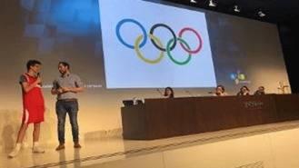 400 niños con y sin discapacidad, en la 1ª Olimpiada de Deporte Unificado