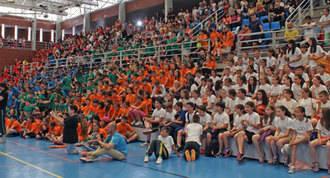 800 alumnos envían sus premios escolares al Sahara