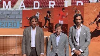 El Mutua Madrid Open construirá otra pista para 10.000 espectadores en la Caja Mágica