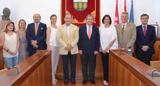 Partida nombra a los responsables de cada concejalía