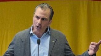 Ortega Smith dice que 'España Suma no es más que una trrampa'