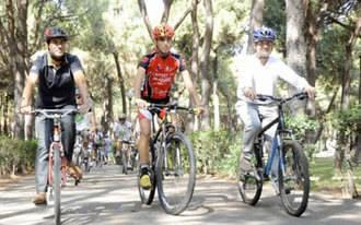 Rutas cicloturísticas gratuitas por la ciudad a partir de enero