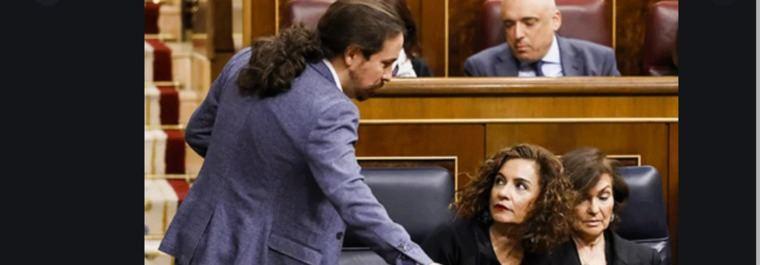 """El inevitable choque de las dos """"almas"""" dentro del Gobierno"""