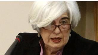 La socialista Paca Sauquillo se pone al frente de la Comisión de Memoria Histórica