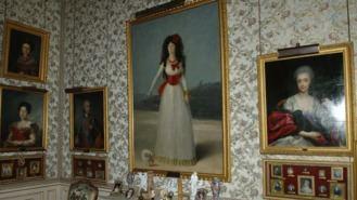 El palacio de Liria abre sus puertas al público, la visita cuesa 14 €
