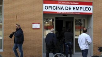 El paro crece un 1,03% en la región en febrero, 3.606 desempleados más