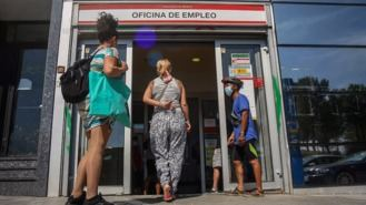 El paro en la Comunidad sube en 3.562 desempleados y cae un 26,7% la contratación
