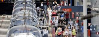 Renfe cancela 707 trenes el 31 de julio, 230 son AVE y Larga Distancia
