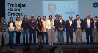 Partida presenta las principales líneas de su programa electoral