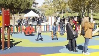 Inaugurado el parque Gutiérrez Soto tras el fin de su remodelación