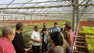 El Parque Agrario contará con una huerta experimental y escuela de formación