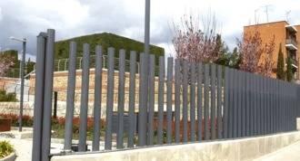 Alcobendas cierra un parque para prevenir el vandalismo