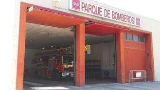 CSIF alerta del 'abandono absoluto' de los parques de bomberos de la región