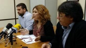PSOE, Ganar e IUCM convocan una manifestación para pedir la dimisión de Pérez