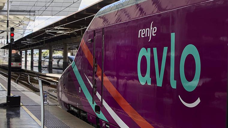 Renfe ofrecerá partidos de LaLiga, Champions y Europa League en los AVE