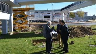 El Ayuntamiento invertirá 100.000 € en la mejora de la pasarela de la M-600