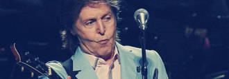 McCartney, en junio en el Calderón