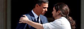 Obligaciones políticas y retrato matemático de España 2019