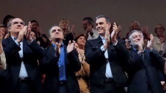 La Comunidad se tiñe de rojo, el PSOE gana en 105 municipios