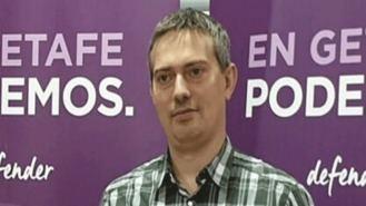 Pérez Pinillos dimite como secretario general de Podemos y como concejal
