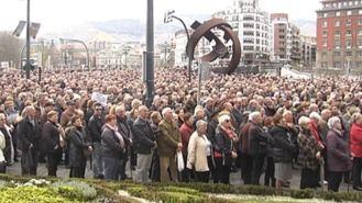 Pensionistas de Sanse y Alcobendas protestarán en Bilbao por 'unas pensiones dignas'