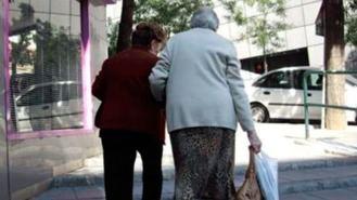 Las pensiones mínimas no contributivas subirán un 1,8% en 2021