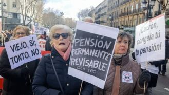 Cs se opone a dar la Medalla de Oro de la ciudad a la Mesa por el Blindaje de las Pensiones