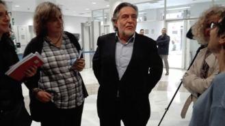 Pepu Hernández, una lista con 'huella PSOE' y ninguna barrera para lograr apoyos de gobierno