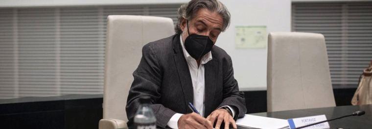 Pepu Hernández dimite como portavoz del PSOE en el Ayuntamiento