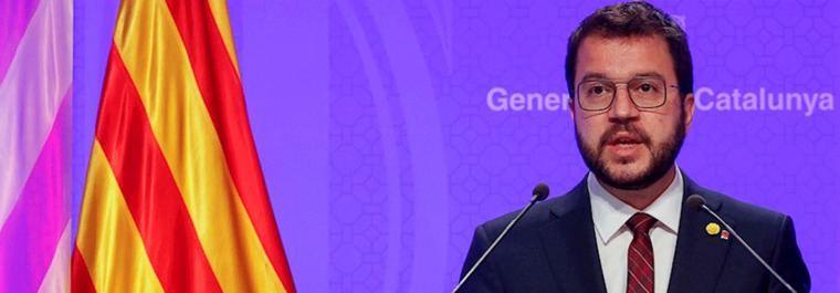 Siete presidentes en busca de más dinero para una Cataluña diferente