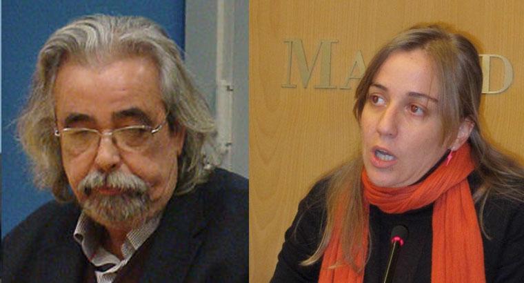 Guerra sucia en IU: `Somos IU¨ trata de sacar a Sánchez de las primarias