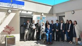 Nace el Centro de Estudios y Recursos Didácticos para Personas con Discapacidad