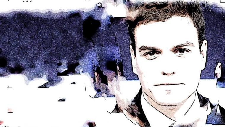 Pedro Sánchez respira y resiste