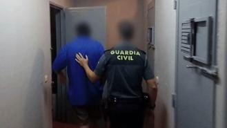 Detenido un peruano acusado de violar reiteradamente a su hija