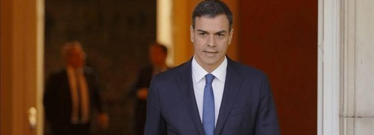 Sánchez hace campaña desde el poder de La Moncloa
